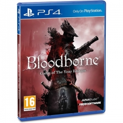 Bloodborne-GOTY-PS4