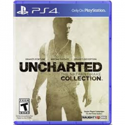 Uncharted Drake Collection