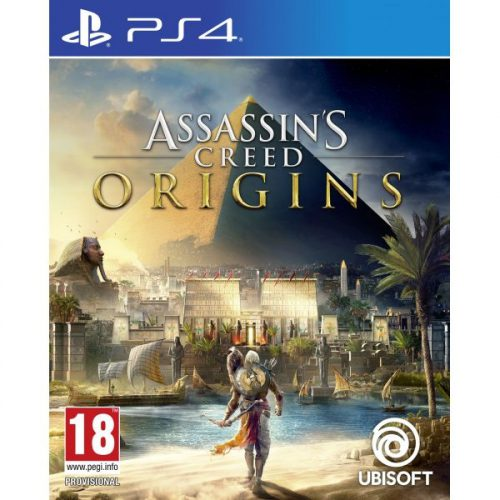 Assassins Creed Origins PS4 cover