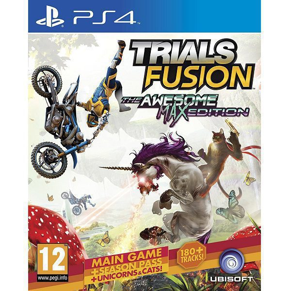 Trials Fusion: Max Edtion