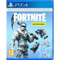 Fornite Deep Freeze Bundle PS4