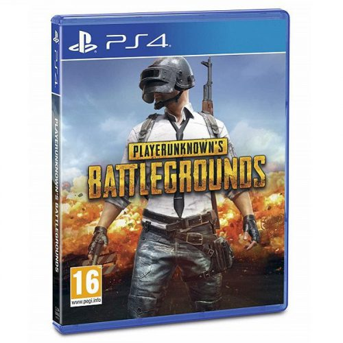 Uknown Players Battlegrounds PS4