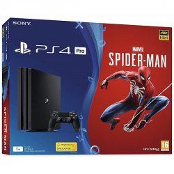 PlayStation 4 Pro Spiderman